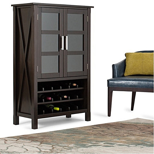 Handys - Wyndenhall Waterloo High Storage Wine Rack (Delivery Within Lagos Only)