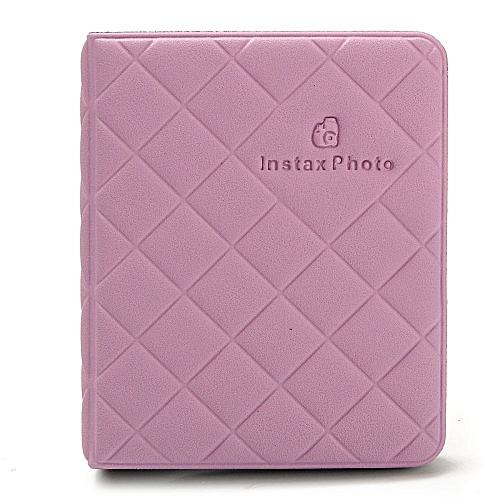 36 Pockets Mini Photo Album Case Storage For Polaroid FujiFilm Instax Film Size