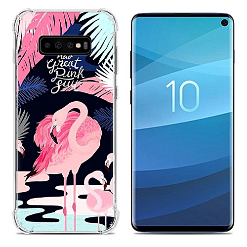Samsung S10 Phone Case Fitted Cover Soft TPU Back Cover Silicone