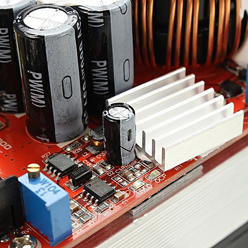 1500W 30A DC-DC High Current DC Constant Current Power Supply Module Of Electric Booster Booster