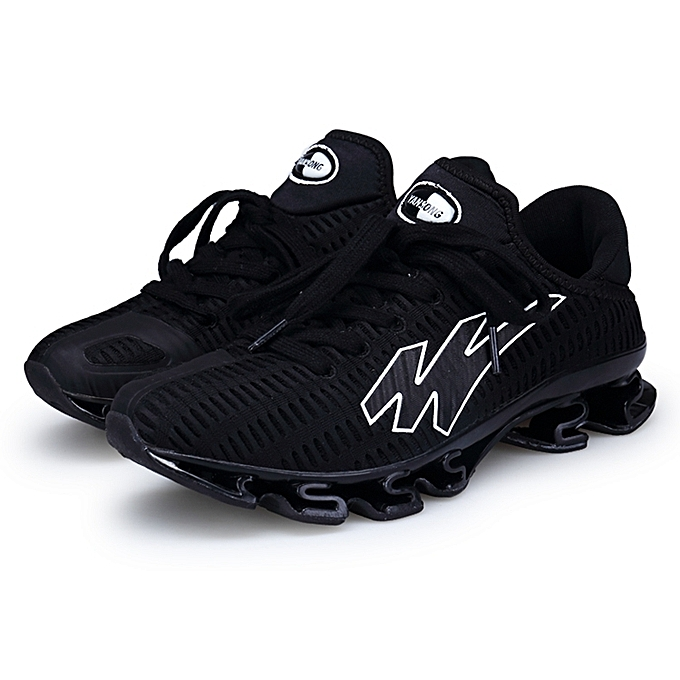 Good Quality Big Size 39-48 Summer Blade Running Shoes Men Light Breathable  Mesh Walking 6957c2abf619