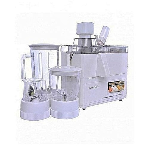 Master Chef 4 In 1 Blender And Juice Extractor