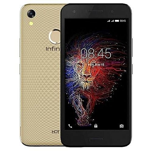 Infinix Infinix Hot 5 2gb Ram 16gb Rom Fingerprint 5.5inches Champagne Gold