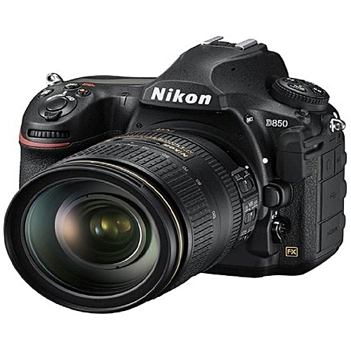 D850 DSLR Professional Camera (Body Only)