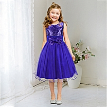 Kids Infant Girl Flower Petals Dress Children Bridesmaid Toddler Elegant Vestido Infantil Formal Party
