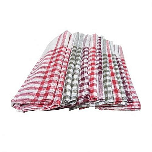 Kitchen Cleaning Towels Multi WITH FREE POWER BANK