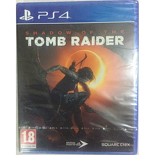 01c601c97d3 Square Enix Shadow Of The Tomb Raider - PS4 | Jumia NG