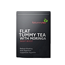 Flat Tummy Tea With Moringa (Night Boost)