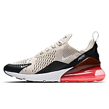 brand new ffb1a 5c670 Nike AIR MAX 270 Men  039 s Running Shoes Sneakers 10KM Sports Shoes For