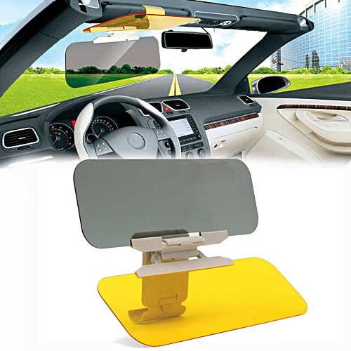 Generic Day Night Flip Down Car Sun Visor Anti-Glare Shield UV Block HD Driving  Vision be88ccec3de