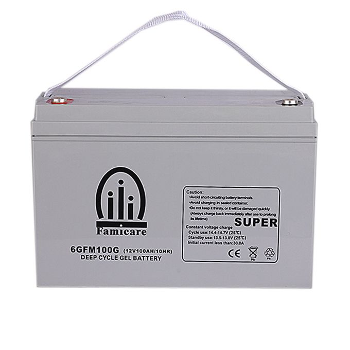 Deep Cycle Gel Battery 100Ah
