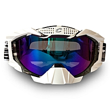 2aa52abc62f2 Motorcycle Windproof Anti-Wrestling Skiing Goggles Climbing Dust-proof  Glasses