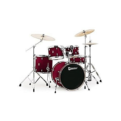 5 Set Drum Set With Small Pedal