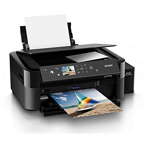 L850 6 Colors Photo And CD Printer With Ink Bulk Tank