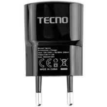 Tecno USB Phone Charger - Black