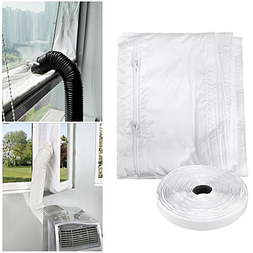 Universal Air Lock Window Seal Cloth For Mobile Air Conditioners Water-Repellent
