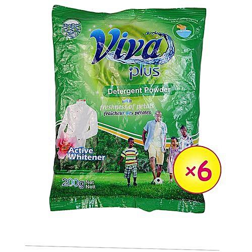 Detergent Powder With Freshness Of Petals 200g