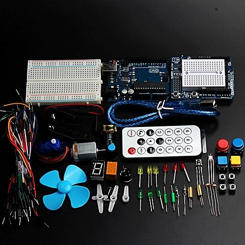 Arduino Starter Kit UNO R3 - Blue