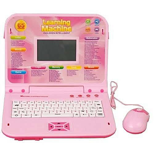 Learning Machine Laptop With Mouse Educational 65 Funtions Children Kids