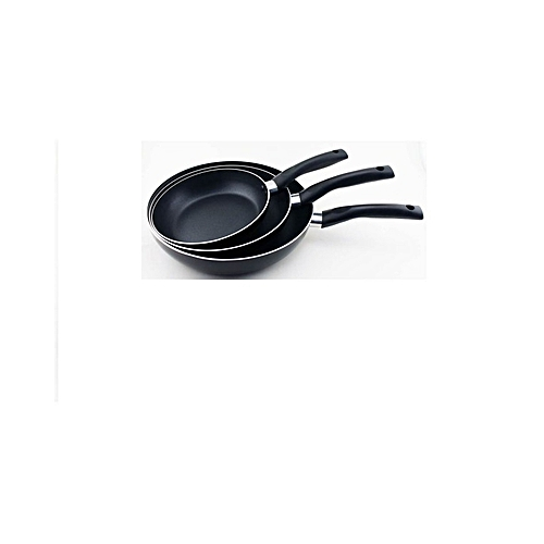 Frying Pan Set - 3 Pieces