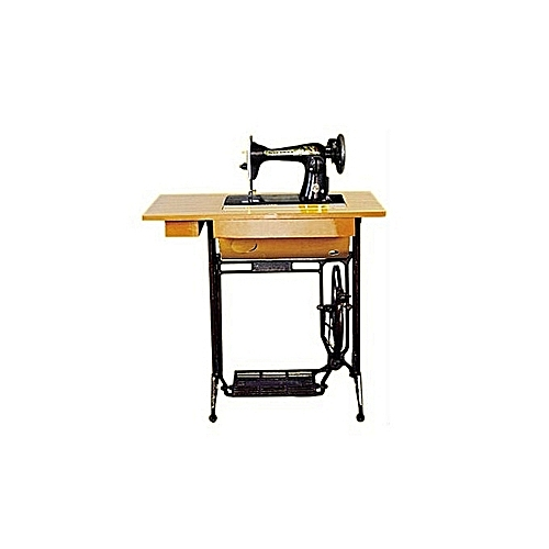 Manual Straight Stitches Sewing Machine- Head+ Stand For Pros & Learners Tailors Fashion Designers