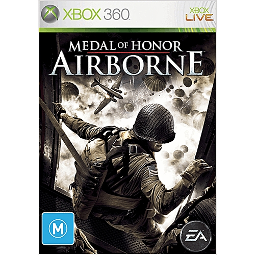 Medal Of Honor: Airborne- Xbox 360 (Ntsc)
