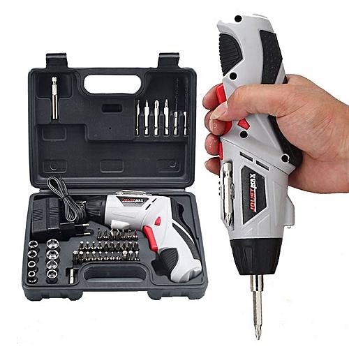 4.8V Cordless Electric Screwdriver Set