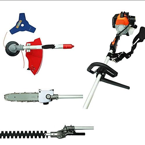 Multi Purpose Brushcutter (Trimmer, Chainsaw)