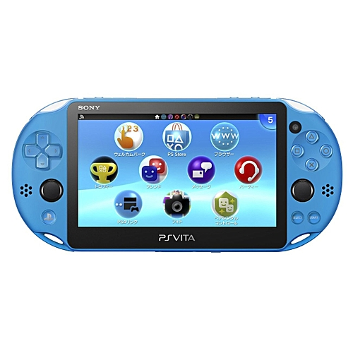 Sony PS Vita Slim 2000 With 8GB Memory Card And 3 Lego Game Voucher