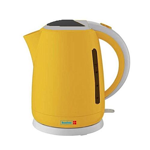 Water Kettle SFKAK 1801 - Yellow
