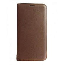 3cec6443c7b Samsung Galaxy A3 (A310) Flip Leather Phone Case - Gold