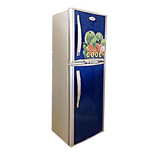 Double-door Refrigerator RP-165 - Blue