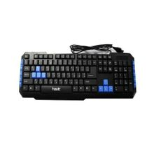 Multimedia USB Keyboard - Black