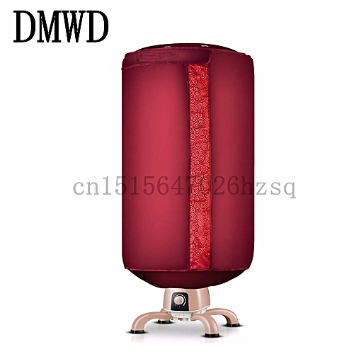 DMWD Portable Ventless Cloths Dryer Folding Drying Machine With Heater 220V 900W Fast Drying