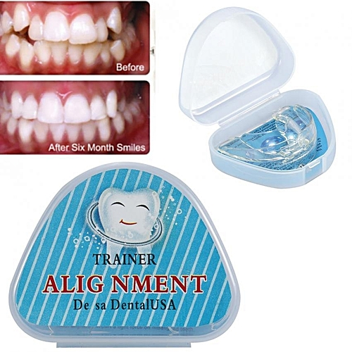 Straighten Teeth Tray Retainer Teeth Corrector Braces Health Care Tool