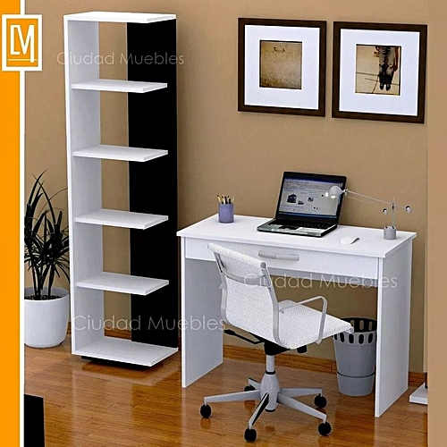 Office Deck - White