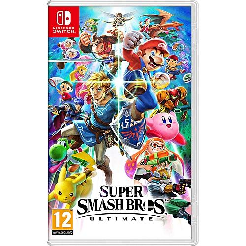 Switch Super Smash Bros - Ultimate