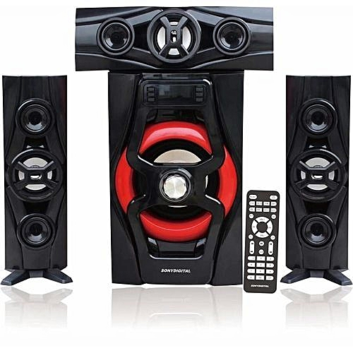 Leggend Home Theatre System With Bluetooth & USB Port