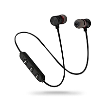Bluetooth Earphone Noise Cancelling Voice Control Handsfree Wireless  Bluetooth Headphone Sport Office Music Headset 6901c3e8da