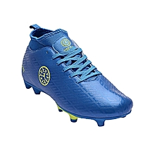 premium selection 0557c 2d4fd Football Boot Soccer Boot Shoe-blue