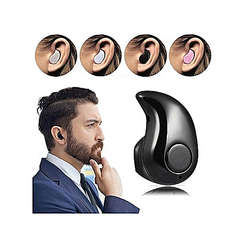 Invisible Earphones Bluetooth Headphones For IPhone Android