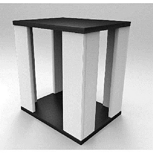 Lanzz Series Side Table- (DELIVERY WITHIN LAGOS ONLY)