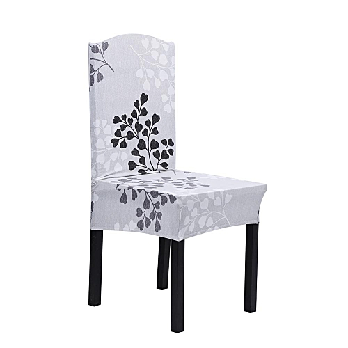 Removable Stretch Dinner Chair Covers Print Romantic Pattern Slipcovers Party Decoration #4