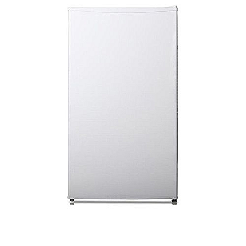 Single Door Refrigerator HS-121 - Silver