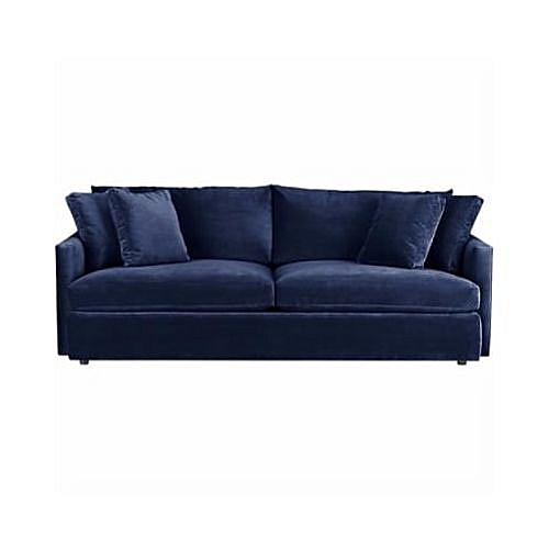 Fregi 3 Seater With Free Throw Pillow - LAGOS ONLY DELIVERY