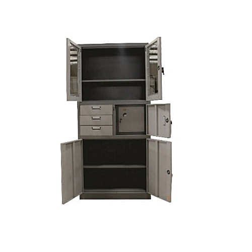 Office Steel Storage File And Safety Locker