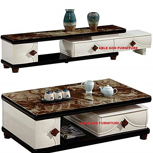 Exquisite Tv Stand With Center Table