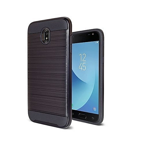 reputable site 413b6 2342c Brushed Case For Samsung Galaxy J5 Pro 2017- Black