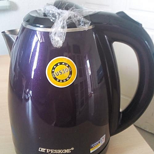 Electric Kettle Stainless Steel- 2.0L