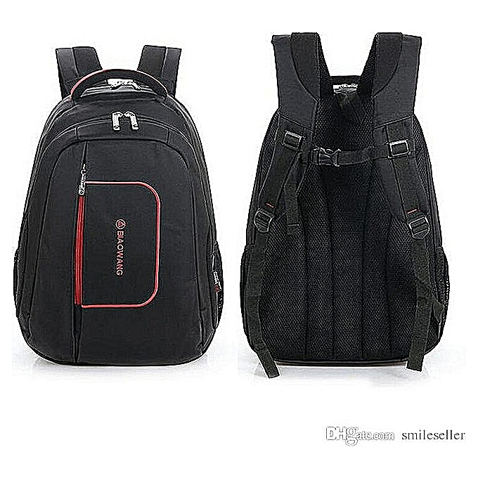 Biaowang Laptop Back pack Bag